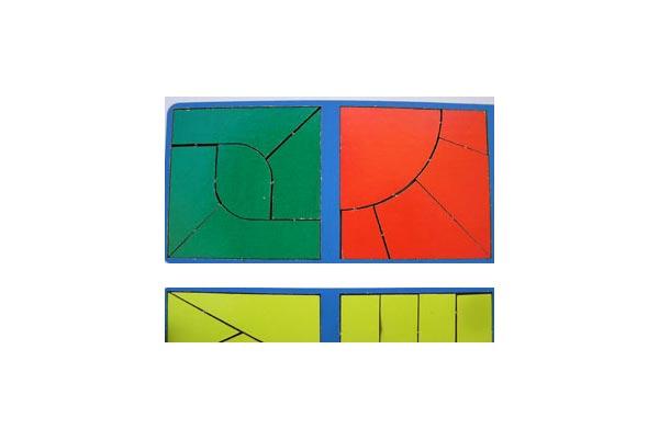 знакомства с понятием квадрат