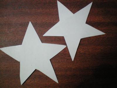 Поделки звёздочка
